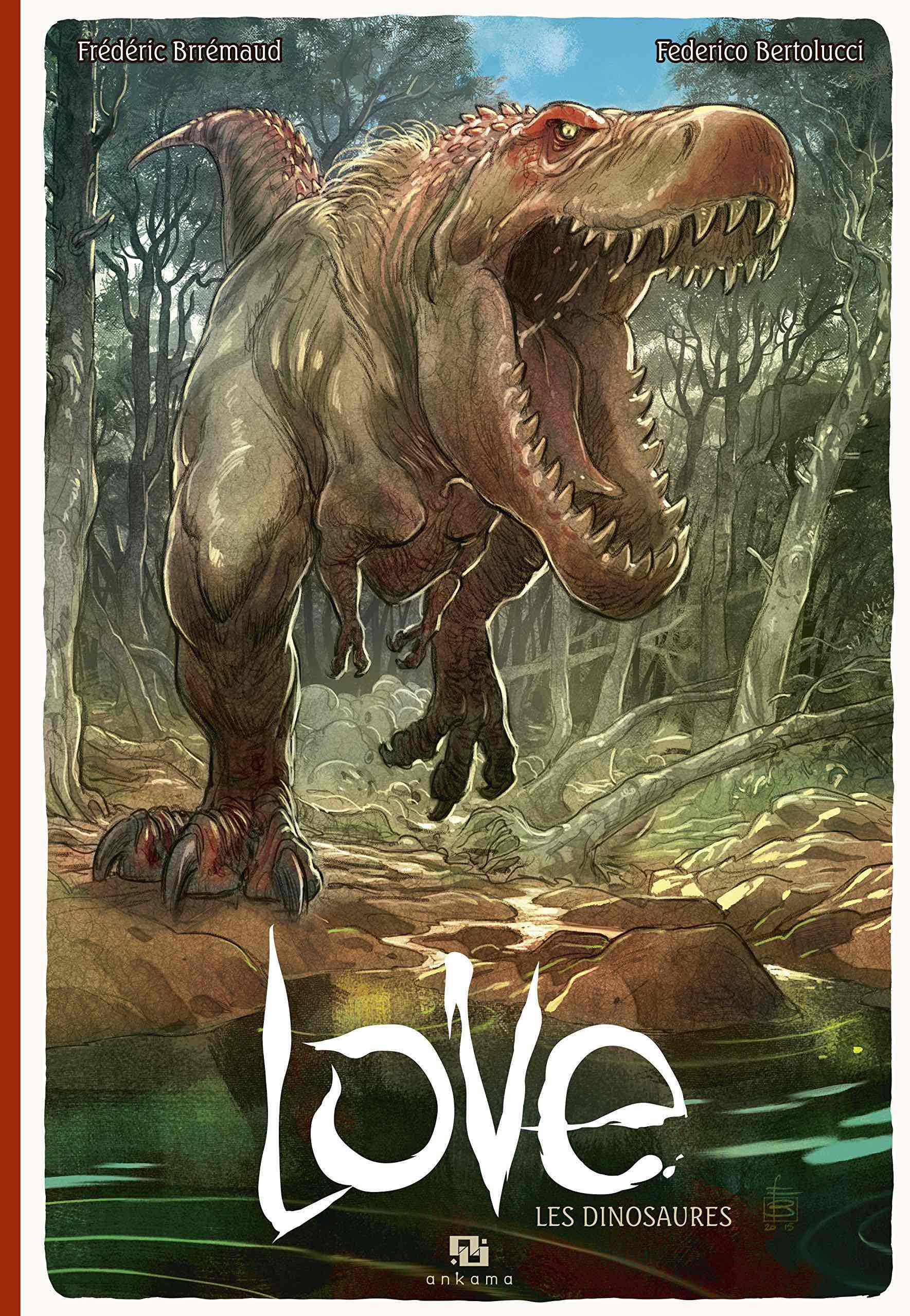 Love - Les dinosaures