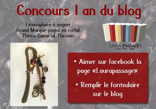 Concours MP Game of Thrones