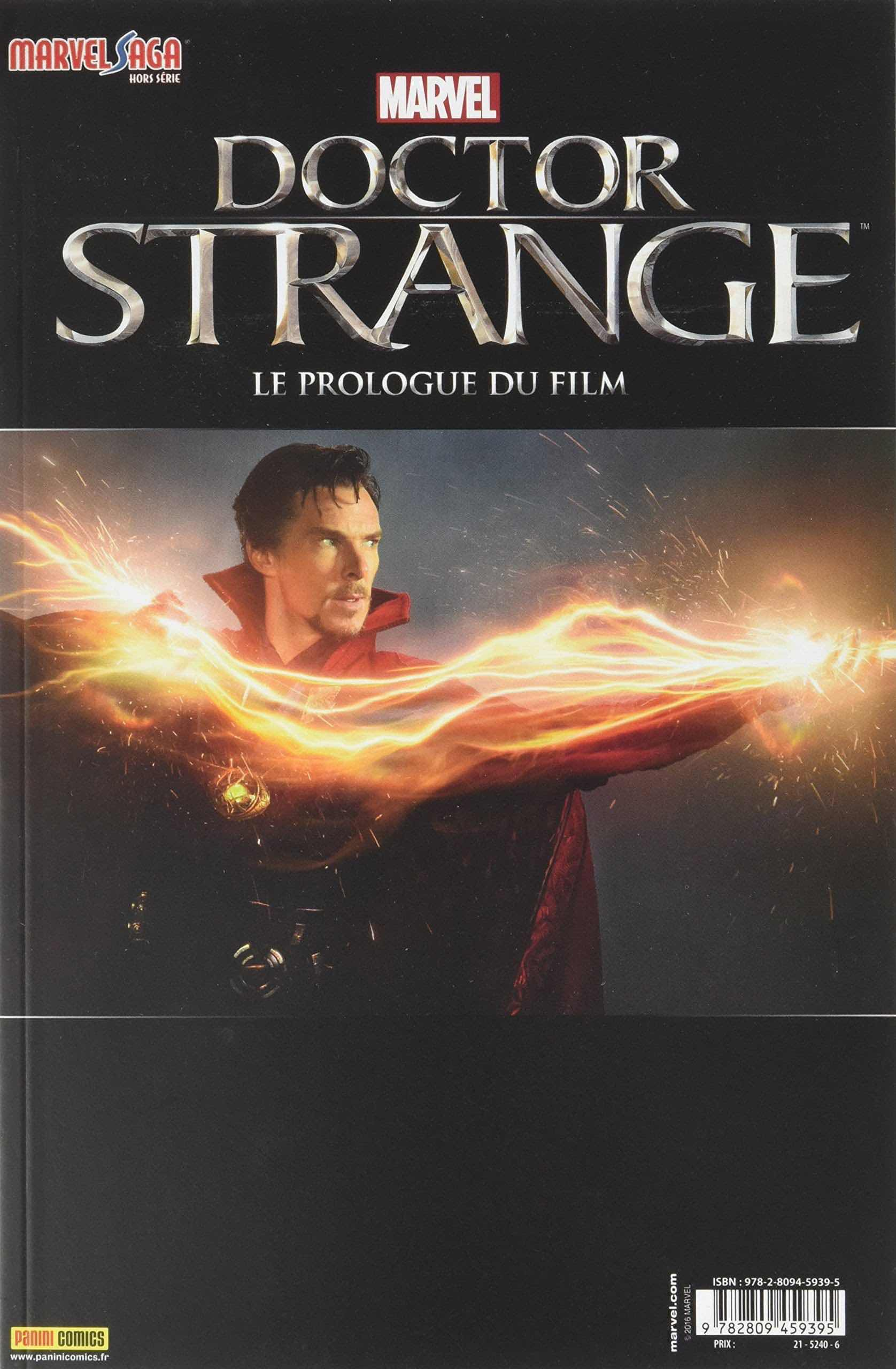 Doctor Strange Prologue