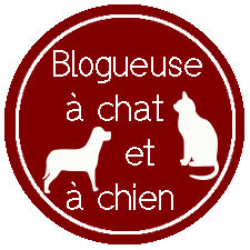Blogueuse à chat et à chien
