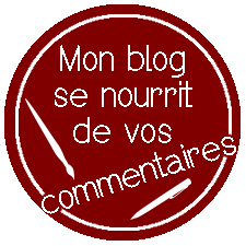 Mon blog se nourrit de vos commentaires