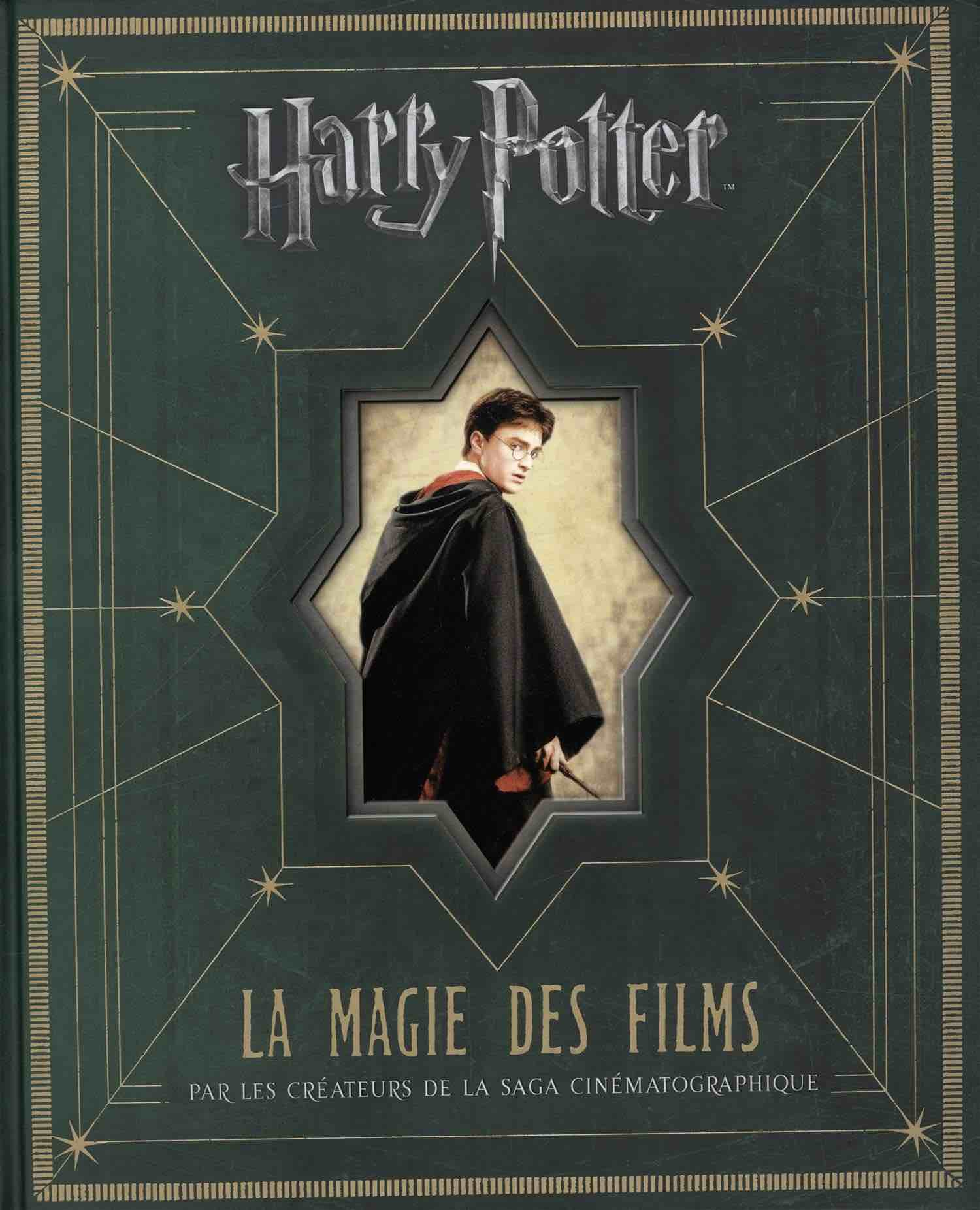 Harry Potter, La magie des films